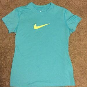 Nike Other - Nike Dri-Fit The Nike Tee Athletic Cut Shirt