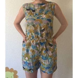 Madewell Other - Madewell Sun and Sand Romper