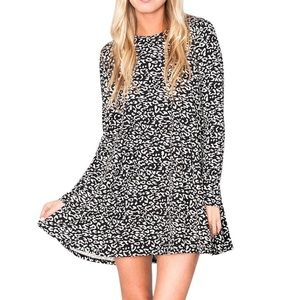 Show Me Your MuMu Dresses & Skirts - SHOW ME YOUR MUMU Spring Mini Dress Intricate Chic