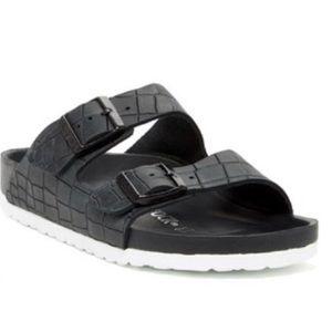 Birkenstock Shoes - Brand new Birkenstock exquisite black sandals