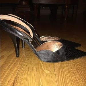 Sergio Rossi Slingback Pumps - Worn only once!
