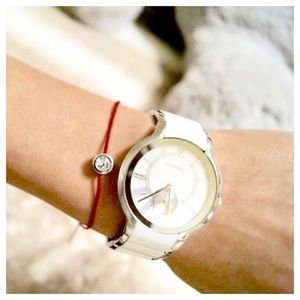 Jewelry - SALE❗️ Fashion Red Bracelet with Diamond