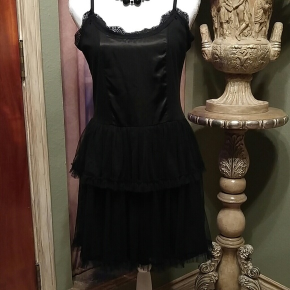Forever 21 Dresses & Skirts - ⬇Forever 21 Twist Collection Tulle Dress PRELOVED