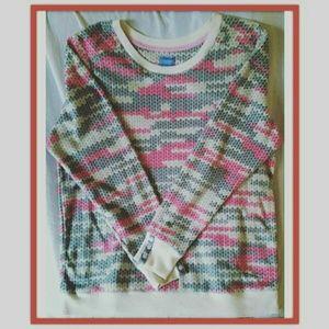 Simply Vera Vera Wang Tops - 🎉Simply Vera Fun Tetris Patterned Sweater