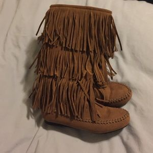 hot cakes boots on Poshmark