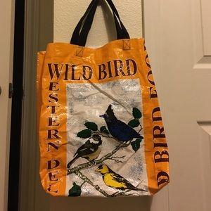 Repurposed/reusable grocery bag
