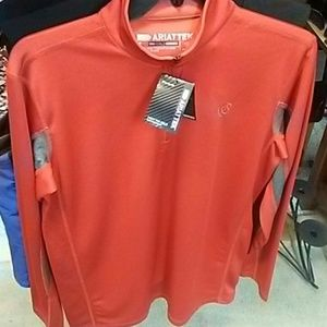 Ariat Other - Mens outerware ariat tek shirt