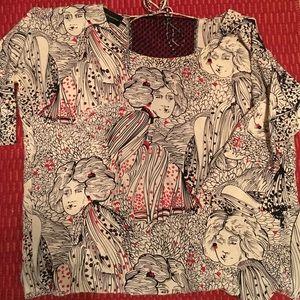 Corey Lynn Calter blouse