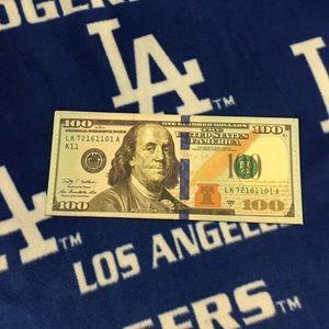 Other - $100 Bill bi-fold wallet