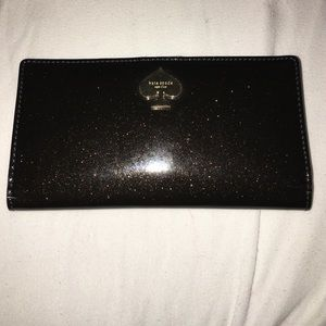 kate spade Accessories - Kate Spade Patent Leather Wallet