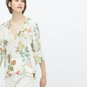 Zara women's Blouse