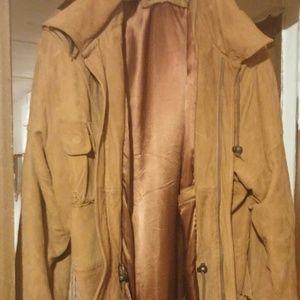 Jackets & Blazers - women leather jacket