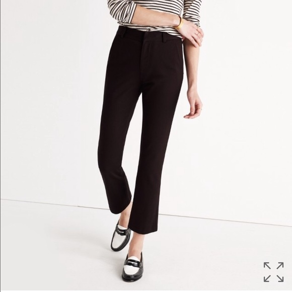 Madewell Pants - Madewell black work pants
