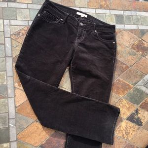 Heritage 1981 Pants - Black Corduroy Pants