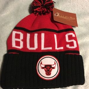 Mitchell & Ness Other - Chicago Bulls-Windy City Beanie NWT UNISEX