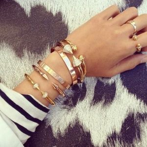 Jewelry - DON'T MISS IT ‼️ Trendy Cuff Bracelet