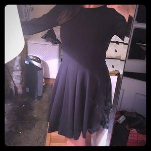 Black Tibi Dress
