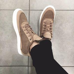 Aldo Camel Sneakers