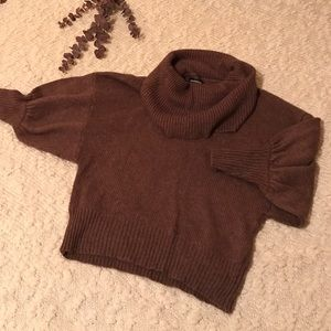 Express Angora Blend Sweater XS