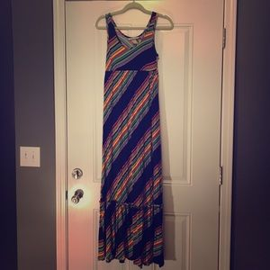 Presley Skye Dresses & Skirts - Multi-colored maxi dress from Nordstrom