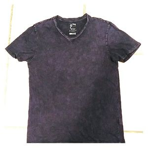 on the byas Other - Mens vneck tshirt