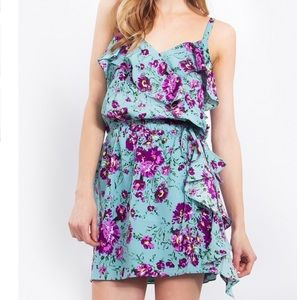 8026872bc3 Ruffled Floral Sundress. Boutique.  15  0. Size  Various