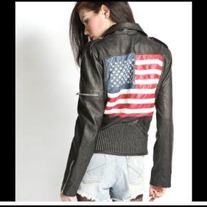 Unif easy rider Moto jacket