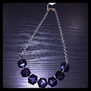 Lia Sophia Jewelry - ❣️Beautiful purple bead necklace!❣️