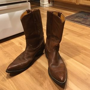 Justin Boots Other - Justin men's cowboy boots size 12B used