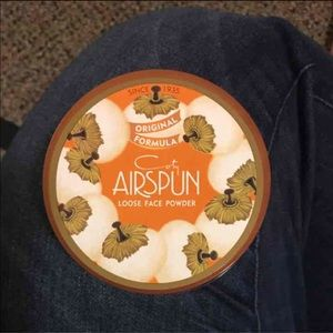 Other - Coty airspun translucent face powder