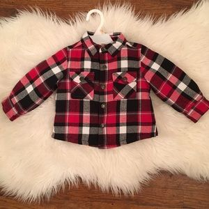 Other - Cute Plaid jacket