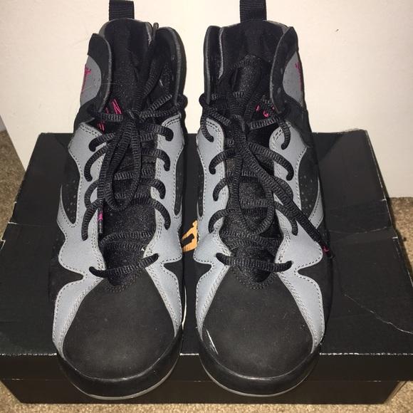 0fec50604200 Jordan Other - Fuschia Flash Air Jordan Retro 7