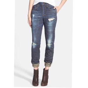rag & bone/JEAN 'Pajama Jean' Print Sweatpants