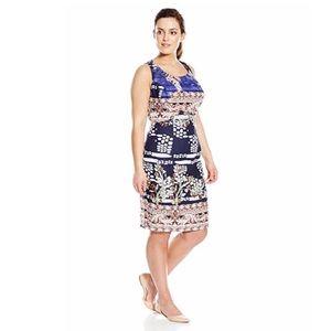Single sleeveless dress.