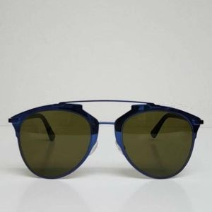 Dior Other - Dior Reflected Blue Sunglasses Unisex