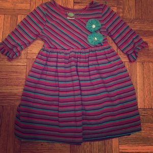 Dollie & Me Other - Dollie & Me Girl Striped Dress/Tunic Size 4