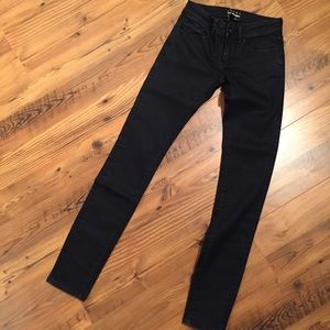 cd1eb204be2 The Kooples Pants - Sport The Kooples size 24, NWT black jeans