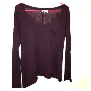 love on a hanger Tops - Love On A Hanger Long Sleeve Top