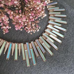 NWT Kendra Scott Kaplan Rose Gold Necklace