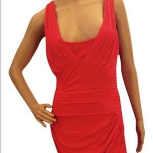Supertrash Dresses & Skirts - Rose red dress straps and adjustable shoulders
