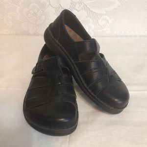 Birkenstock Shoes - Birkenstock Footprints Leather Sandals