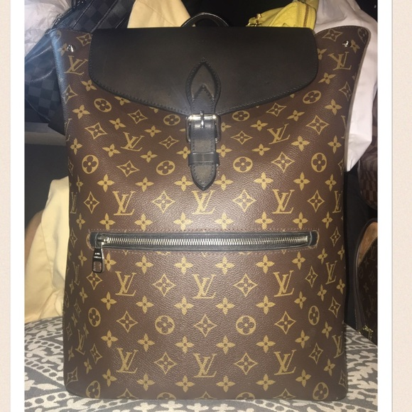 5f1093683 Louis Vuitton Bags | Sold On Tradesy Palk Backpack | Poshmark