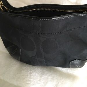 Coach Handbags - Coach black bag