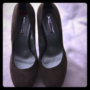H by Halston  high heels size 8.5