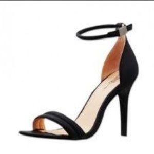 Prabal Gurung for Target Shoes - Prabal Gurung Black Strappy Open Toe Stiletto Heel