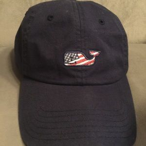 Vineyard Vines Baseball Cap *Red*White*Blue*