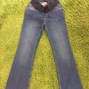 Destination Maternity Denim - Destination Maternity size small jeans