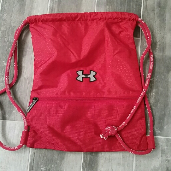 b92e1927e5 Under Armour drawstring bag. Under Armour Storm Scrimmage Backpack. Sale  Price 44.99