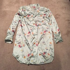 Victoria's Secret Satin Sleepshirt