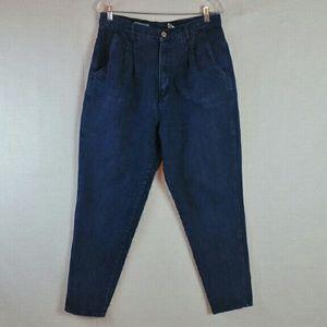 Bill Blass Denim - Bill Blass High Waist Mom Jeans Size 14
